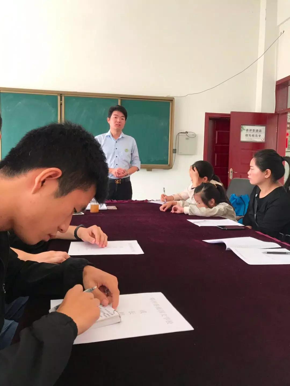 邓州市春雨国文学校2018冬令营第二天——文化之旅