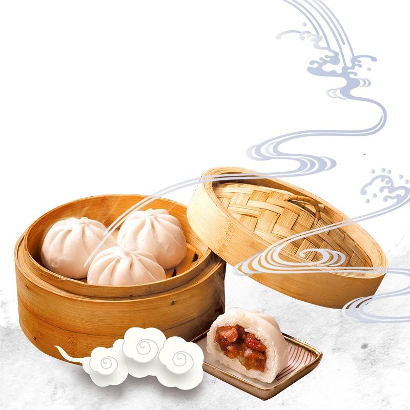 这么好吃的馋游记麻婆豆腐包子,还不赶紧吃?