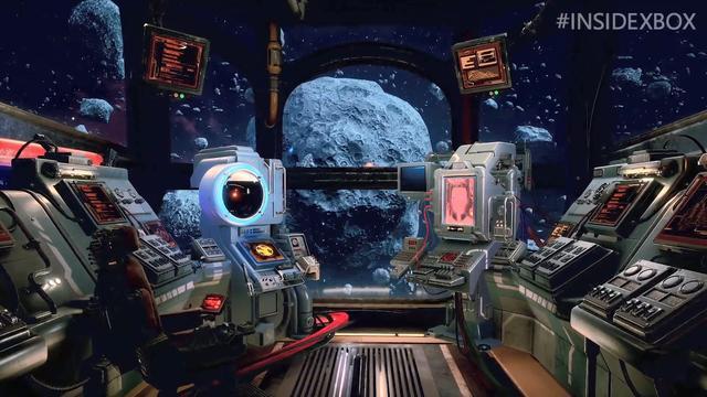 星际版废土世界?微软公开《天外世界》实机场景演示