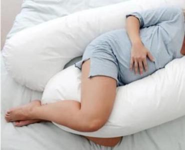 除了吃就是睡,孕妇用的枕头,高度为何要10厘米,过高过低都不行