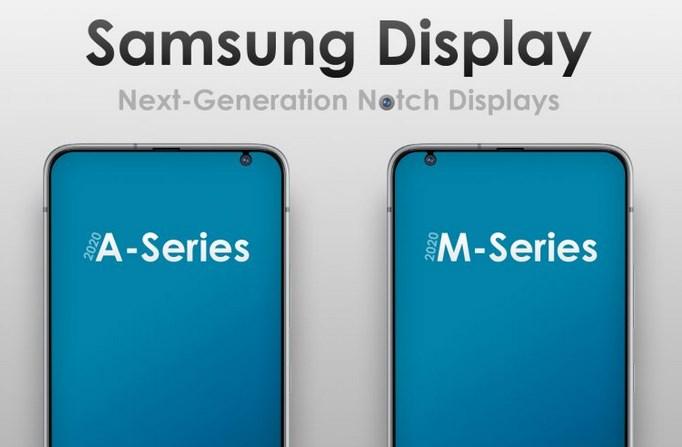 三星新款打孔屏设计公布:位置更靠上,孔更小