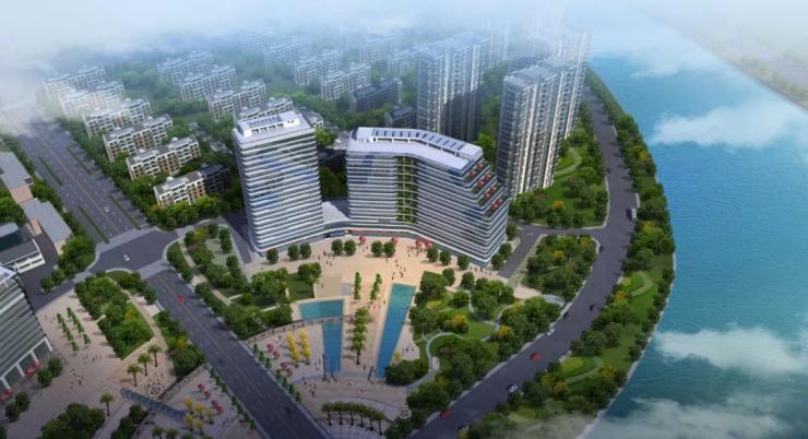 【广宇·假日邻居】城市封面级的270度一线江景公寓