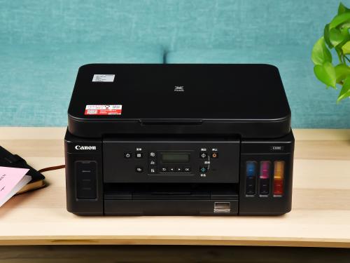 小型办公打印一体机,佳能这款千万别错过