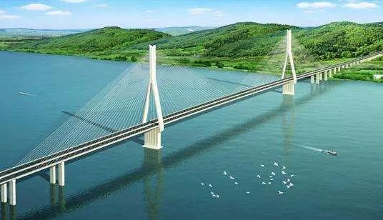 望东长江公路大桥入选新中国成立七十周年公路交通勘察设计经典工程