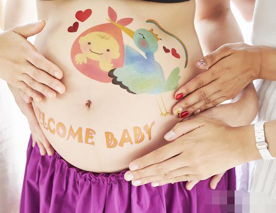 怀孕长妊娠纹也挑人,取决于这5个因素!