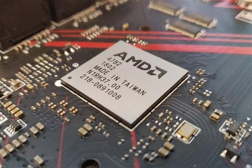 AMD新平台B550芯片组曝光定位主流支持超频