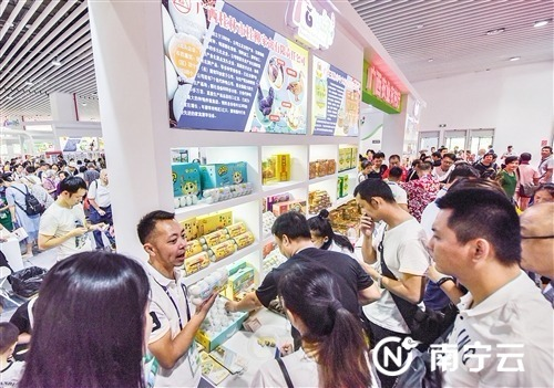 中国—东盟博览会农业展圆满落幕
