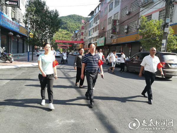 伏口镇:志愿服务掀热潮引领文明新风尚