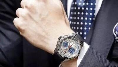 """为什么""""戴手表""""要在左手?男人必要了解一下,不要一问三不知"""
