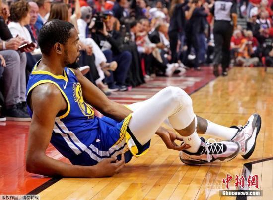 NBA篮网官方确认杜兰特没有在下赛季复出的计划