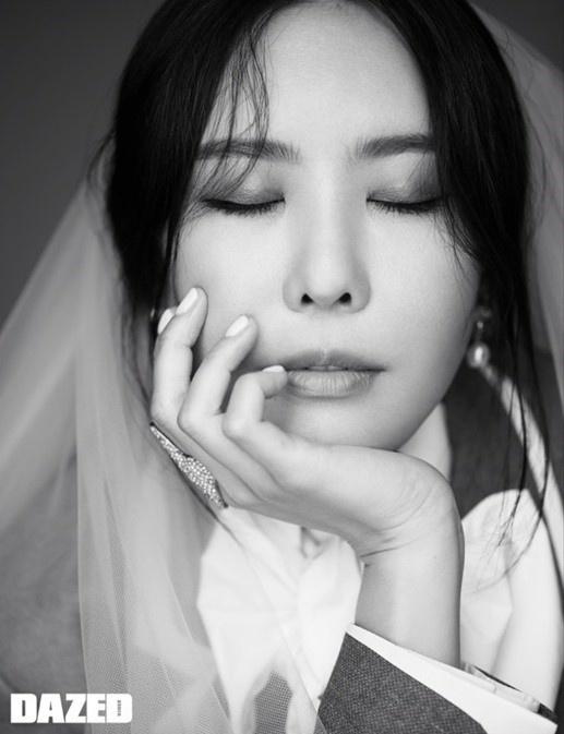 权志龙姐姐婚纱照公开 10月11日举行非公开婚礼【组图】