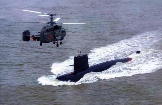 我国AIP潜艇脱胎换骨,能秘密潜航一个月