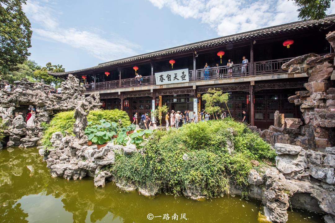 原创             中国四大名园争议最大的一座,位于江苏扬州,名字让人感到诧异!