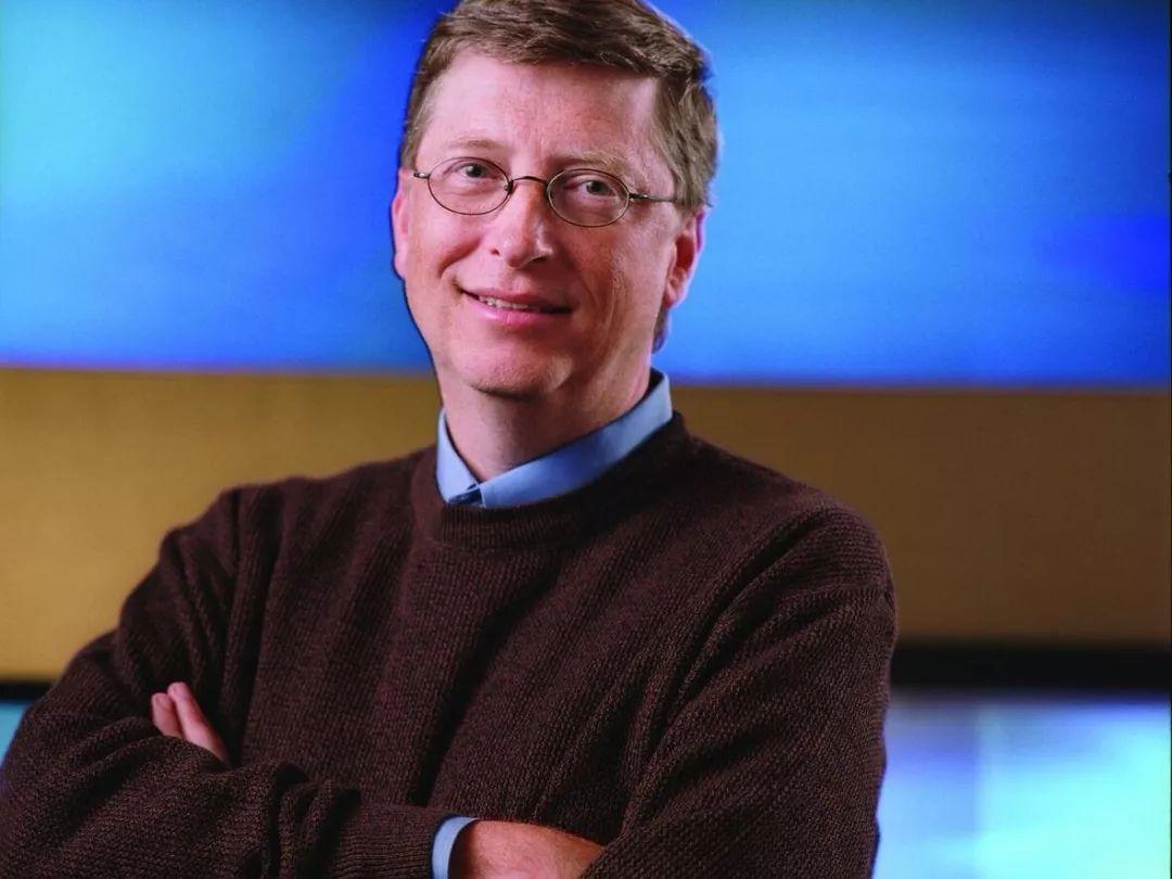 微软创始人比尔盖茨图片