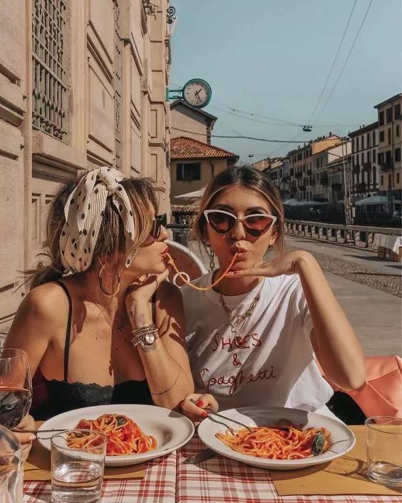 原创             趣旅行 | 假期来啦,美食打卡安排上!