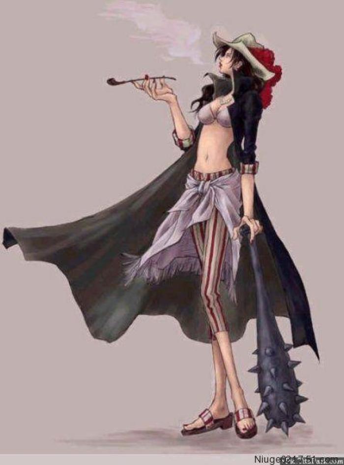 海贼王:最受女生欢迎的5种果实,最后一个让女人疯狂!