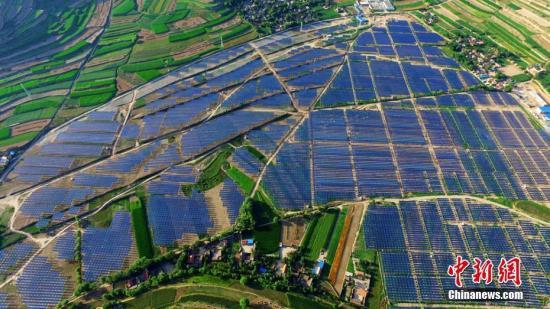 """专家:以""""可再生能源+储能""""力推中国西部成能源""""高地"""""""