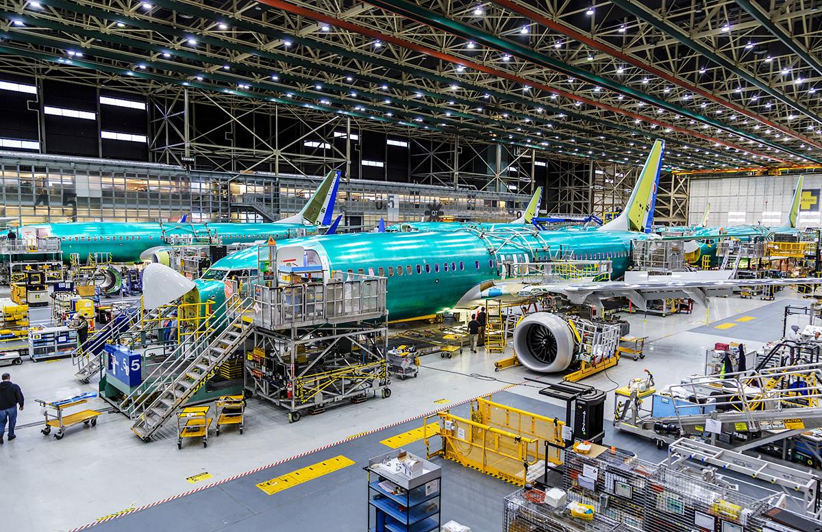 美监管机构:各国自行决定波音737MAX复飞时间