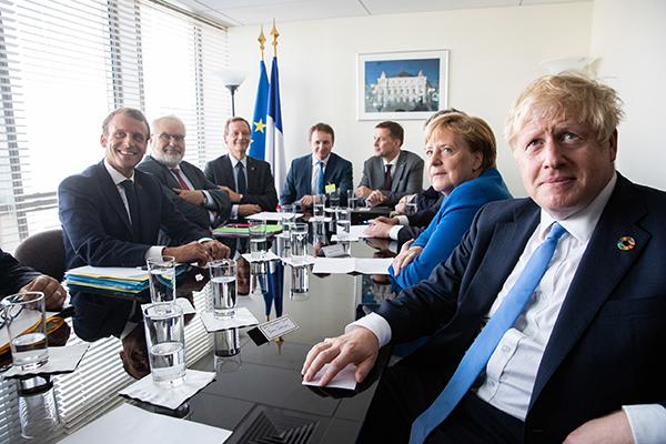 英媒:英法首脑敦促美国和伊朗在联大期间实现领导人会面
