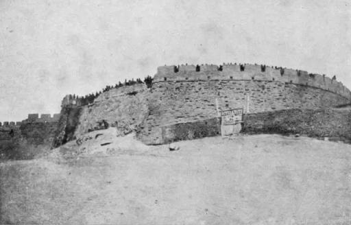 开原——一座美丽的咸州古城:瓮城古今对比