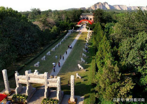 全国最大的明代藩王墓,就在河南!藏着两大谜团,至今无人能解
