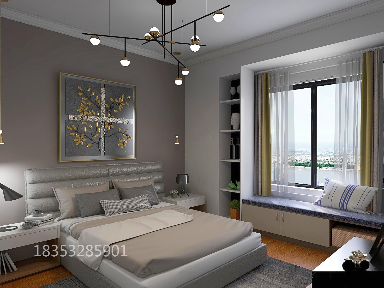 龙湖春江郦城134平复式房子装修,改造后更实用