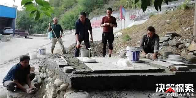 西峡县石界河镇:加大推进力度 夯实厕所革命