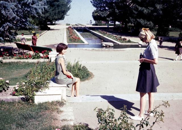 <b>60年代的阿富汗,那时的这里和平安宁,一派欣欣向荣的景象</b>