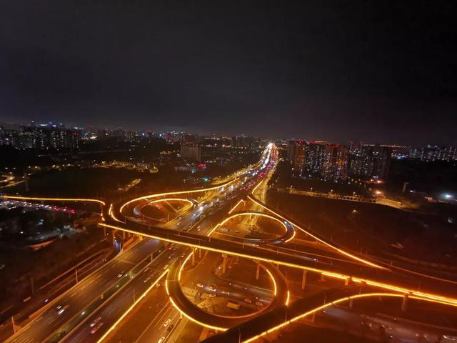 三环路光彩工程于国庆节前建成