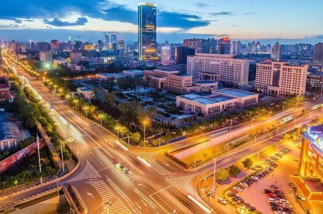 邯郸上榜中国百强城市榜单!