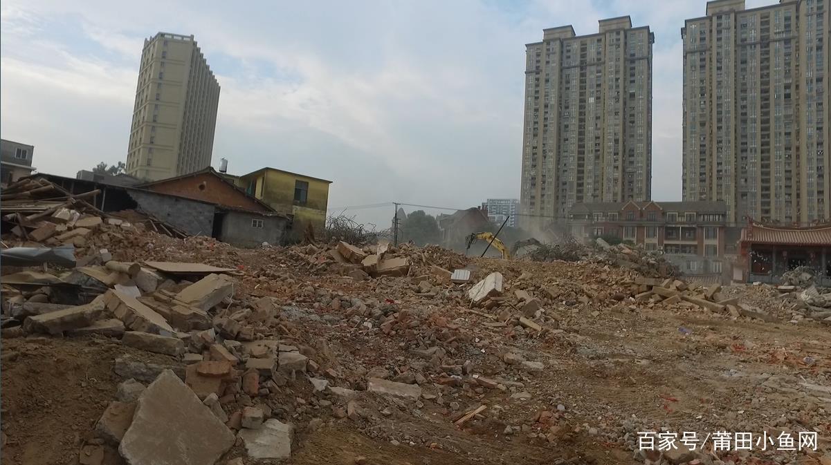 莆田万达南拆迁户等待多年,终于可以签字领取拆迁款了!