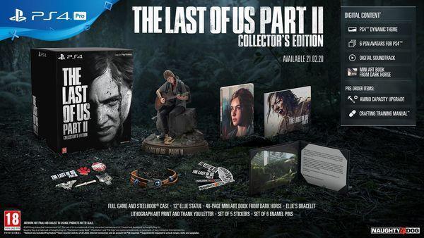 百思买清单显示《最后生还者2》实体版包含2张光盘