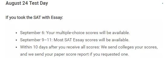 部分考生北美SAT成绩被撤回 你的分数还好吗?
