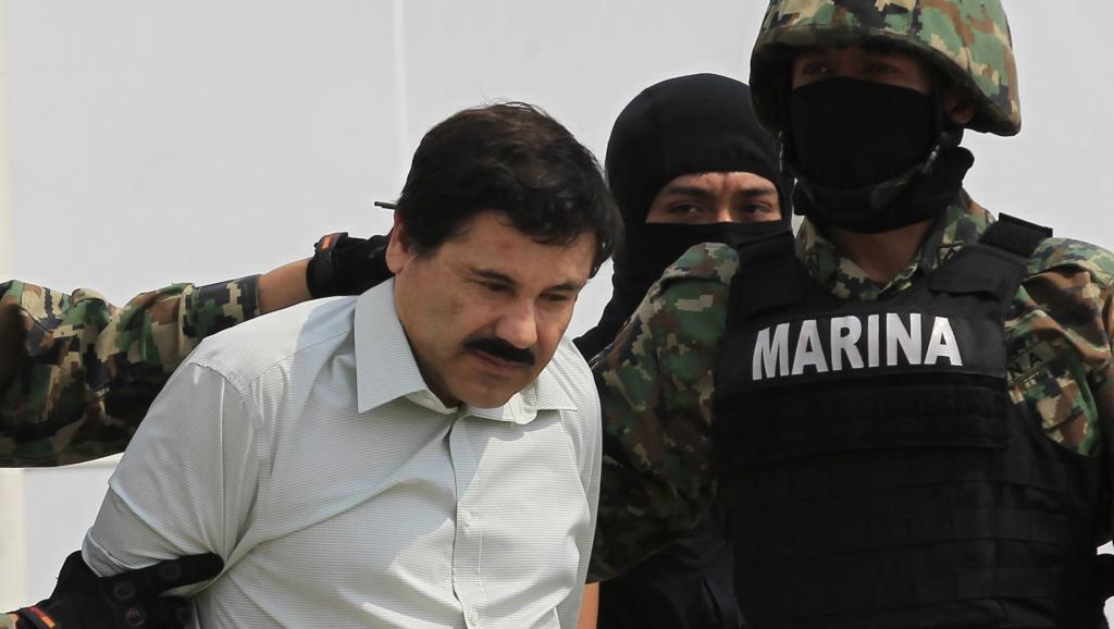 头号毒枭写信向总统求情:美国这监狱太恐怖,想回墨西哥服刑