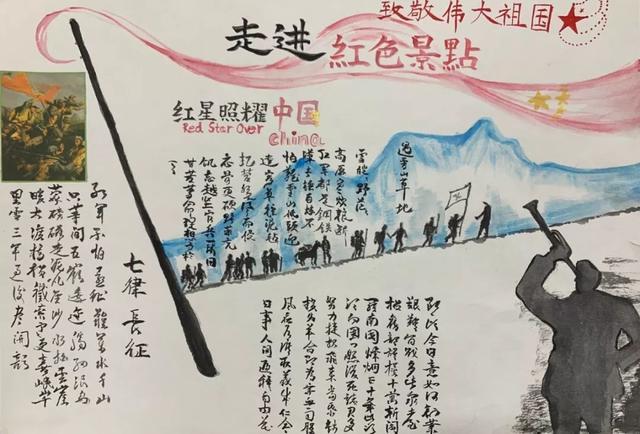 """我的中国梦·和祖国""""童""""行绘画评展等你来投票!(初中组)"""