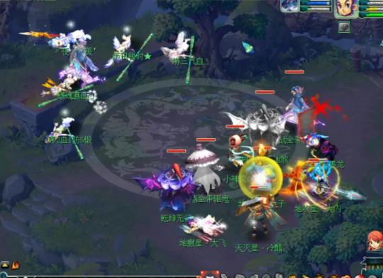 梦幻西游129天科大战170天元连续5场跨服帮战能胜几场?