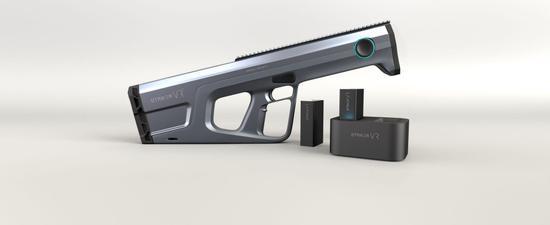 Striker Vr将推出最新lbe外设arena Infinity Lite Blaster 触觉