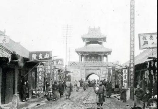 开原——一座美丽的咸州古城:100多年的变化
