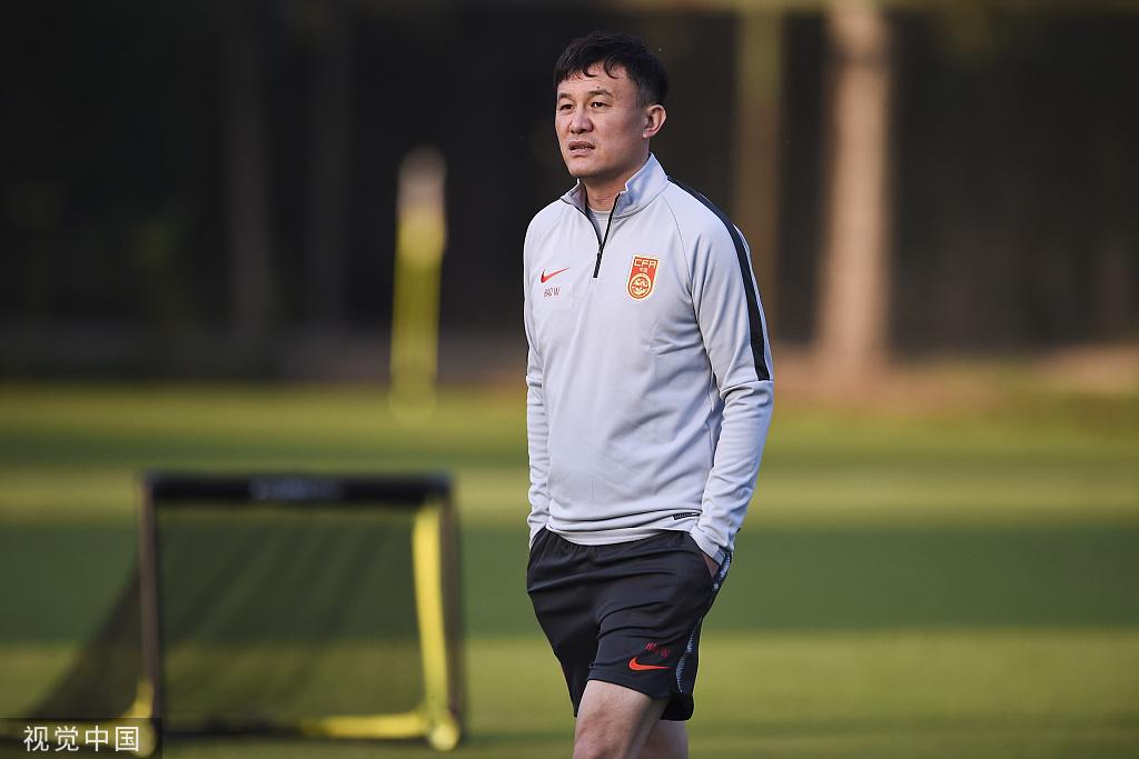 【环球网】国奥集结 新帅郝伟走马上任