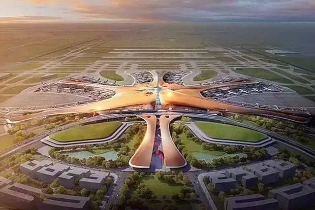 台湾节目吹爆北京大兴国际机场,网友:饿瘦狮子的伙食费省下来的