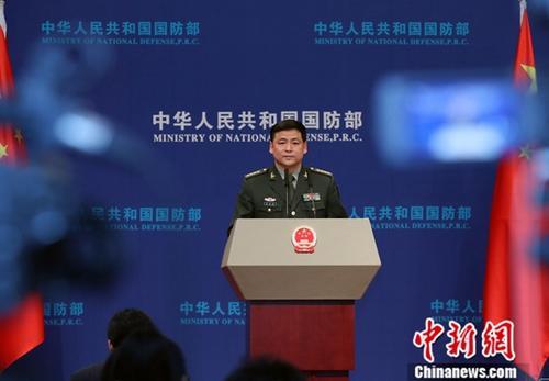 """国防部:中国军队参加俄""""中部-2019""""演习取得诸多成果"""