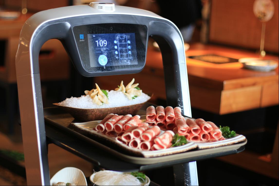 小火锅大变身,呷哺呷哺50家智慧餐厅即将上线