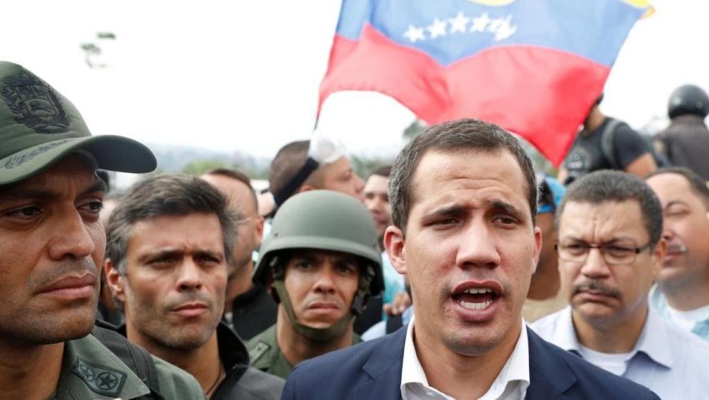 委内瑞拉审计署:封锁反对派要员瓜伊多一切金融交易