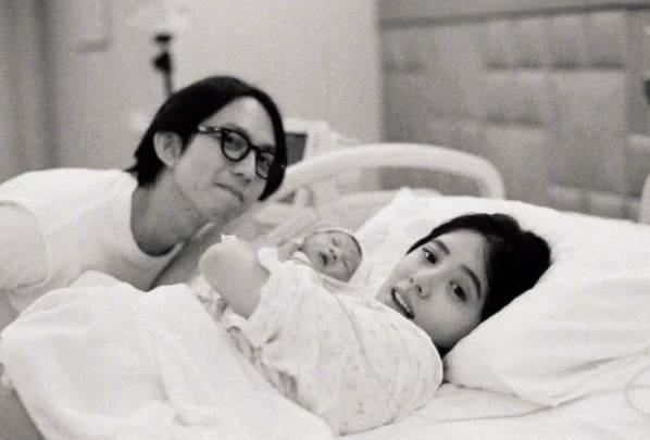 林宥嘉宣布老婆怀二胎 满脸透露着幸福