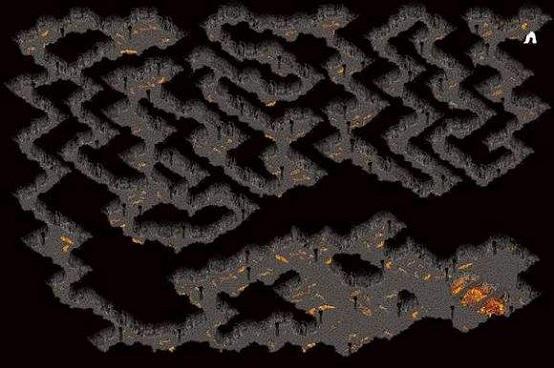热血传奇手游:那些广为人知的隐藏地图还记得走法嘛?真不容易!