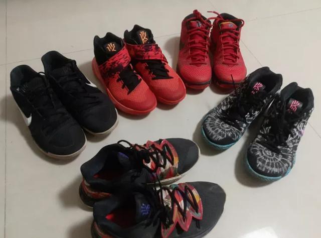 欧文1 5代篮球鞋哪个最好 欧文1 5代篮球鞋测评