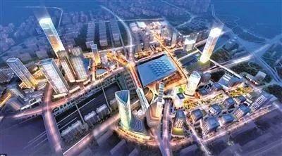 广州东部交通枢纽中心片区城市设计总规划师张亚津表示,片区有几个