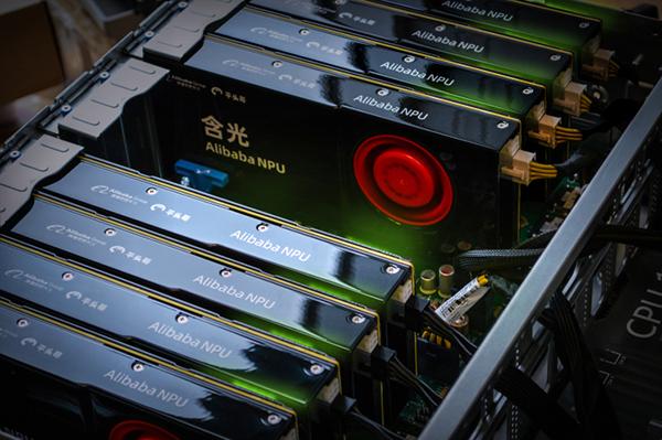 """阿里平头哥首颗自研芯片已和业务方做适配,""""希望年底落地"""""""