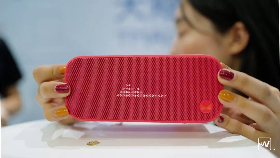 天猫家族IN糖「点阵屏」上手,还有一大波智能音箱美图|硬件101