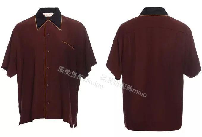 【怎么搭voL.30】老公说我穿这件衬衫像麦当劳店员????